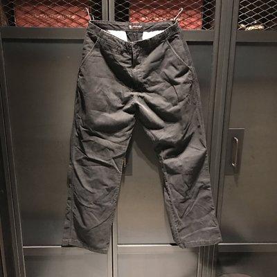 [JL Outfitters] Polo Jeans 黑色休閒工作長褲Chino 30x32