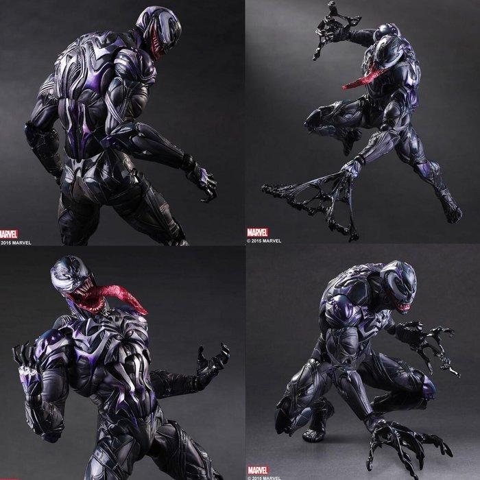 【AVANTER】 代購 Marvel 英雄 PA改PlayArts改漫威 蜘蛛人 毒液 Venom 現貨+預購款