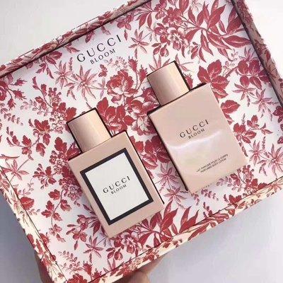 Gucci Bloom繁花盛開女士香水套裝