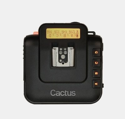 Cactus V6 無線收發器 共三個