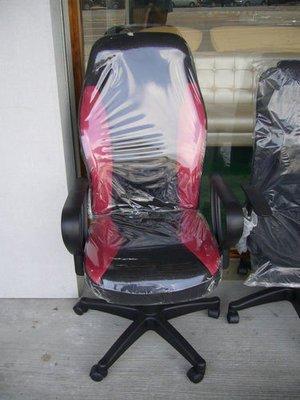 樂居二手家具 台中全新中古傢俱*全新炫風多功能網布賽車椅 鐵腳+PU輪*辦公椅 人體工學主管椅 電腦椅 書桌椅 會議桌椅