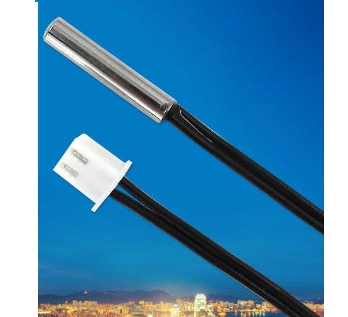 10米 NTC 熱敏電阻感溫線(10K B=3950)