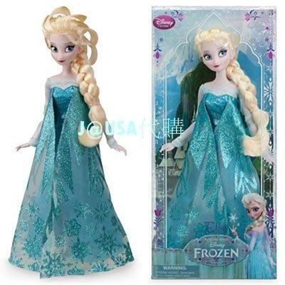 美國迪士尼冰雪奇緣Disney s Frozen Elsa公主娃娃100%正品~搶購賣場