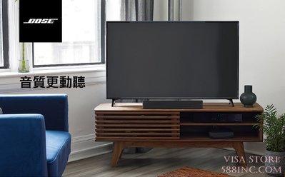 Bose電視音響Bose Solo Soundbar II家庭劇院 聲霸 藍芽喇叭 附壁掛架 光纖連接線