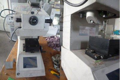 Shimadzu HMV Micro Hardness Tester 硬度計 硬度測試計