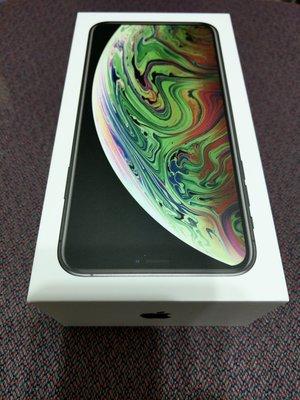 (100%new) iPhone XS Max 512GB灰色(香港行貨台機)