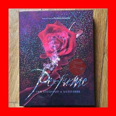 【BD藍光】香水:外紙盒限量鐵盒版(A款)Perfume : The Story of a Murderer(繁中字幕)