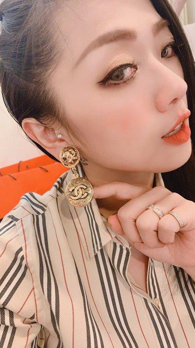 日本古董精品 VINTAGE CHANEL 香奈兒 多款耳環  價格私訊