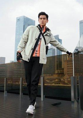 南◇2019 9月 Adidas ID 灰色 男款 風衣外套 彭于晏 EH3743 連帽外套 愛迪達 卡其色 灰色 軍裝