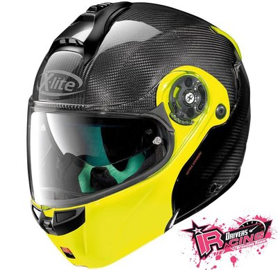 ♚賽車手的試衣間♚ X-Lite® X-1004 Ultra Dyad Carbon Yellow 可樂帽 安全帽