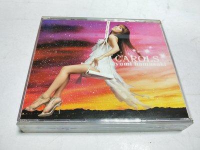 昀嫣音樂(CD56) Ayumi Hamasaki 浜崎あゆみ CAROLS 濱崎步 CD+DVD