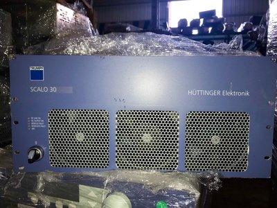 HUTTINGER Elektronik ( SCALO 30 ) 電源