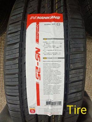 (Tire) 南港 NANKANG NS-25 245/40-18