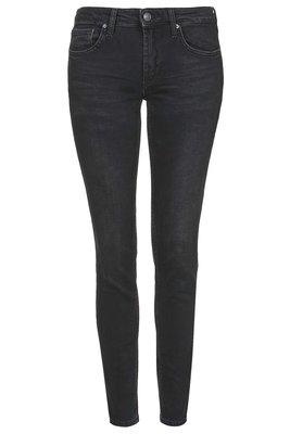 TOPSHOP 英國帶回 Washed Black SKINNY Jeans 單寧 黑 牛仔 窄管庫 煙管庫 合身 顯瘦