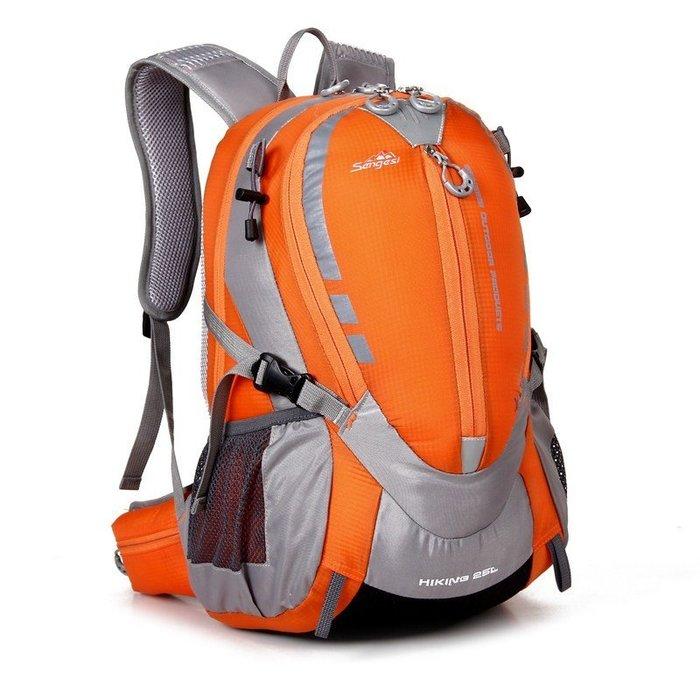 FREEKNIGHT   FK2919OG橘  25L   輕量透氣休閒/登山背包
