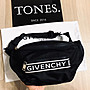 【TONES.】GIVENCHY 19SS  刺繡Logo 多功能...