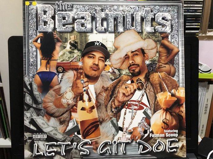 """THE BEATNUTS/""""Yo Yo Yo""""feat. Greg Nice 嘻哈饒舌音樂 黑膠唱片"""