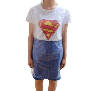 晶華屋--一次性圍裙 兒童圍裙 塑料圍裙