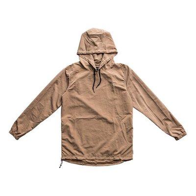 美國東村【CAPTAIN HOOK】16' WATER REPELLENT HOODIE 防風帽T 卡其色賣場