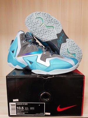 Lebron James 11 gamma blue 2015