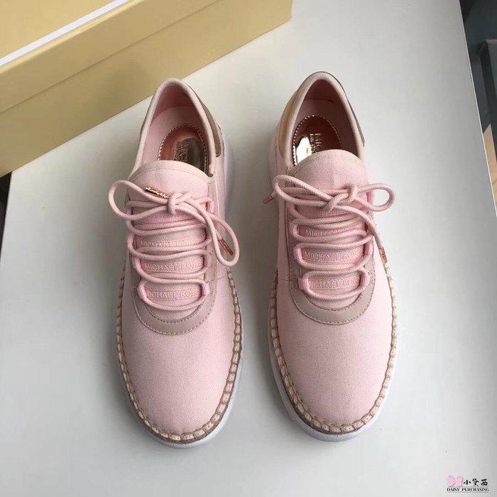 【小黛西歐美代購】MICHAEL KORS MK 2019款 Finch款1 休閒鞋(根5cm)  時尚奢華 美國代購