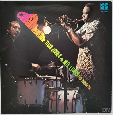 黑膠唱片 Thad Jones & Mel Lewis Orchestra - Consummation - 1971