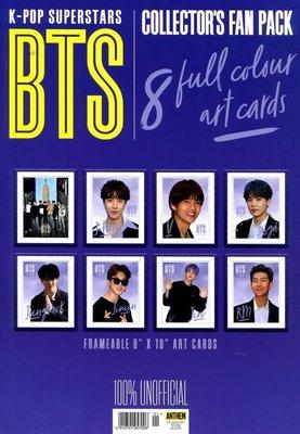 BTS 防彈少年團 Art Cards COLLECTOR'S FAN PACK 訂