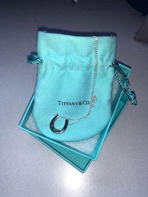 TIFFANY&CO.馬蹄項鍊