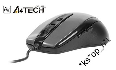 {MPower} A4 Tech N-708X USB Game Optical Mouse 遊戲 光學滑鼠 - 原裝行貨