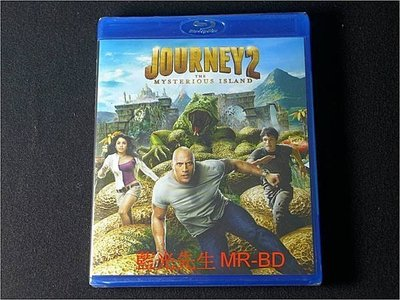 [藍光BD] - 地心冒險2:神秘島 Journey 2 : The Mysterious Island