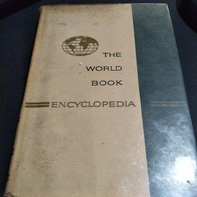 【英文學習】 英文百科全書 全套 精裝 The World Book Encyclopedia  (A-Z) 20 冊