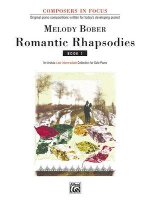 【599免運費】Romantic Rhapsodies, Book 1 Alfred 00-FF1216