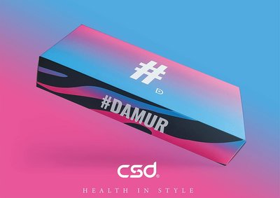 中衛 #DUMAR x CSD-螢光派對時尚  非醫療用 盒裝 聯名款 可寄超商店到店