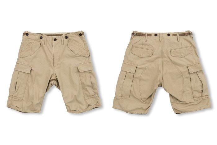 visvim SS19 EIGER SANCTION SHORTS 短褲 三色