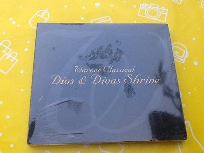 ~拉奇音樂~ 華納古典 天王天后宮 Warner Classical Dios & Divas Shrine 全新未拆封