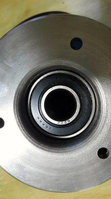 W210發電機及增壓機惰輪