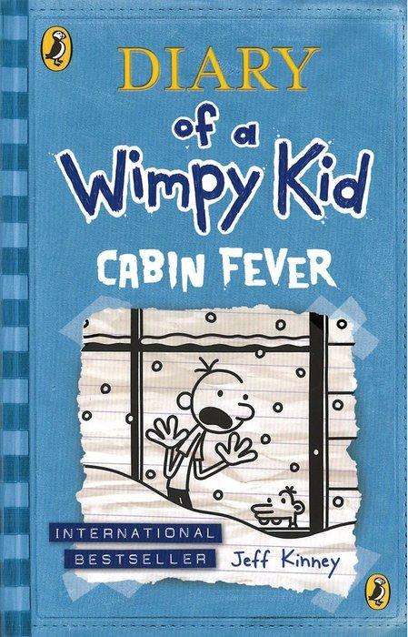 *小貝比的家*DIARY OF A WIMPY KID #6: CABIN FEVER(遜咖日記6) /平裝/7-12歲