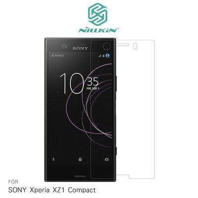 *PHONE寶*NILLKIN SONY Xperia XZ1 Compact Amazing H+PRO 玻璃貼 XZ