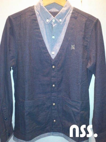 特價【NSS】NEIGHBORHOOD GIMME SHELTER CHANNEL 7 C-SHIRT 襯衫 S 周柏豪