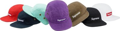 xsPC Supreme NAPPED CANVAS CAMP CAP