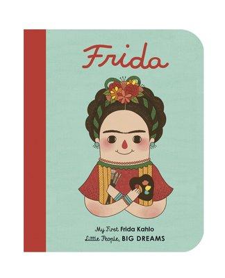 *小貝比的家*MY FIRST LITTLE PEOPLE, BIG DREAM:FRIDA KAHLO/硬頁/3~6歲