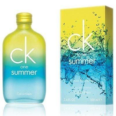 @戀戀針管--CK one Summer 09 夏日珍藏版中性淡香水1.5ml 沾式針管香水