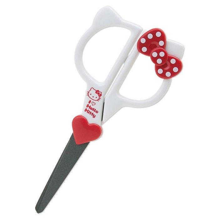 41+ 限量搶購 進來看價格 日本正版 週年慶特價 4165本通 Hello Kitty 安全 造型剪刀 @my4165