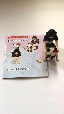 日本東京熊貓限定Hello Kitty X 杯緣子 $55送平郵