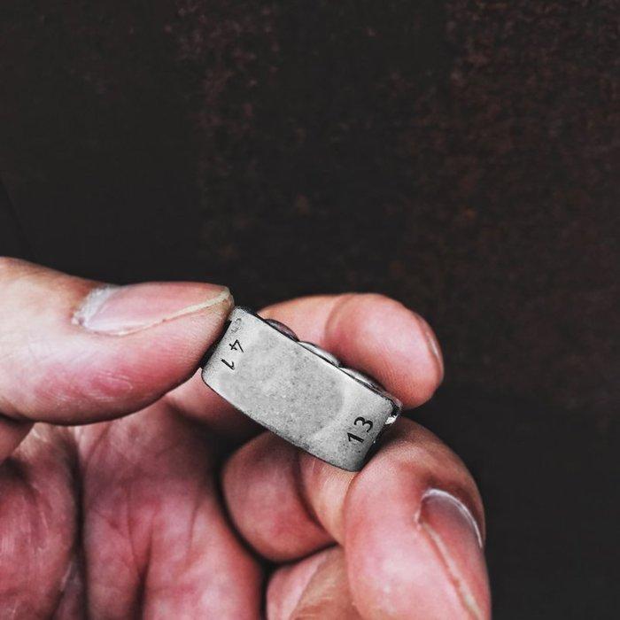 999個性戒指 指環 戒指環 創意 男戒日韓戒指情侶1314數字定情對戒時尚麻花男女尾戒一生一世圓環指環