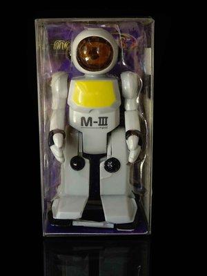 C-18 櫃 : SILVERLIT TOYS M-III MPAL WIND-UP  富貴玩具店