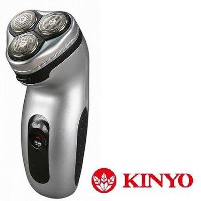 推薦商品【KINYO】耐嘉~三刀頭充電式刮鬍刀 (KS-315)精彩多芬D&J拍賣小舖