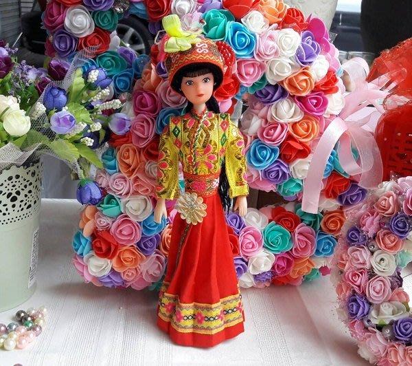 ☆創意特色專賣店☆ 民族娃娃 NO:01 裝飾佈置用品