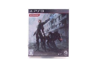 【橙市青蘋果】PS3:潛龍諜影:復仇 Metal Gear Raising Revengeance 日本版 #13481