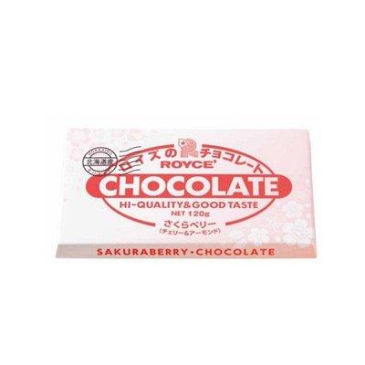 【東京速購】ROYCE CHOCOLATE 北海道 櫻花 核桃 蔓越莓 夾心巧克力